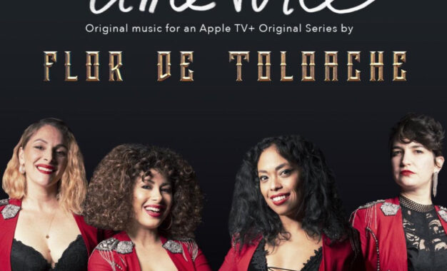 "FLOR DE TOLOACHE SING THEIR WAY ONTO THE NEW APPLE TV+ SERIES""LITTLE VOICE"""