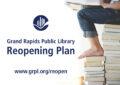 La biblioteca pública de Grand Rapids reabre edificios con servicios limitados