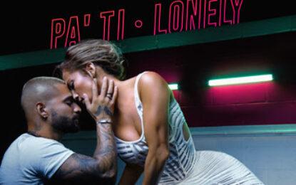 """Jennifer Lopez y Maluma se unen para lanzar sus sencillos """"PA' TI""""& """"LONELY"""""""