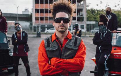"Puerto Rican Rapper PJ SIN SUELA Releases Surprise Bilingual Track ""DUOLINGO"""