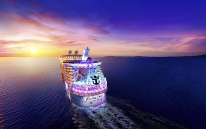 Royal Caribbean lanza el cronograma para los buques pendientes por volver a navegar
