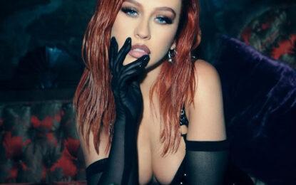 """Christina Aguilera estrena su muy esperado tema en español """"PA MIS MUCHACHAS"""" con Becky G y Nicki Nicole junto a Nathy Peluso"""