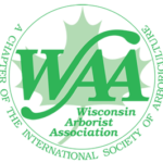 We are members of the Wisconsin Arborist Association.