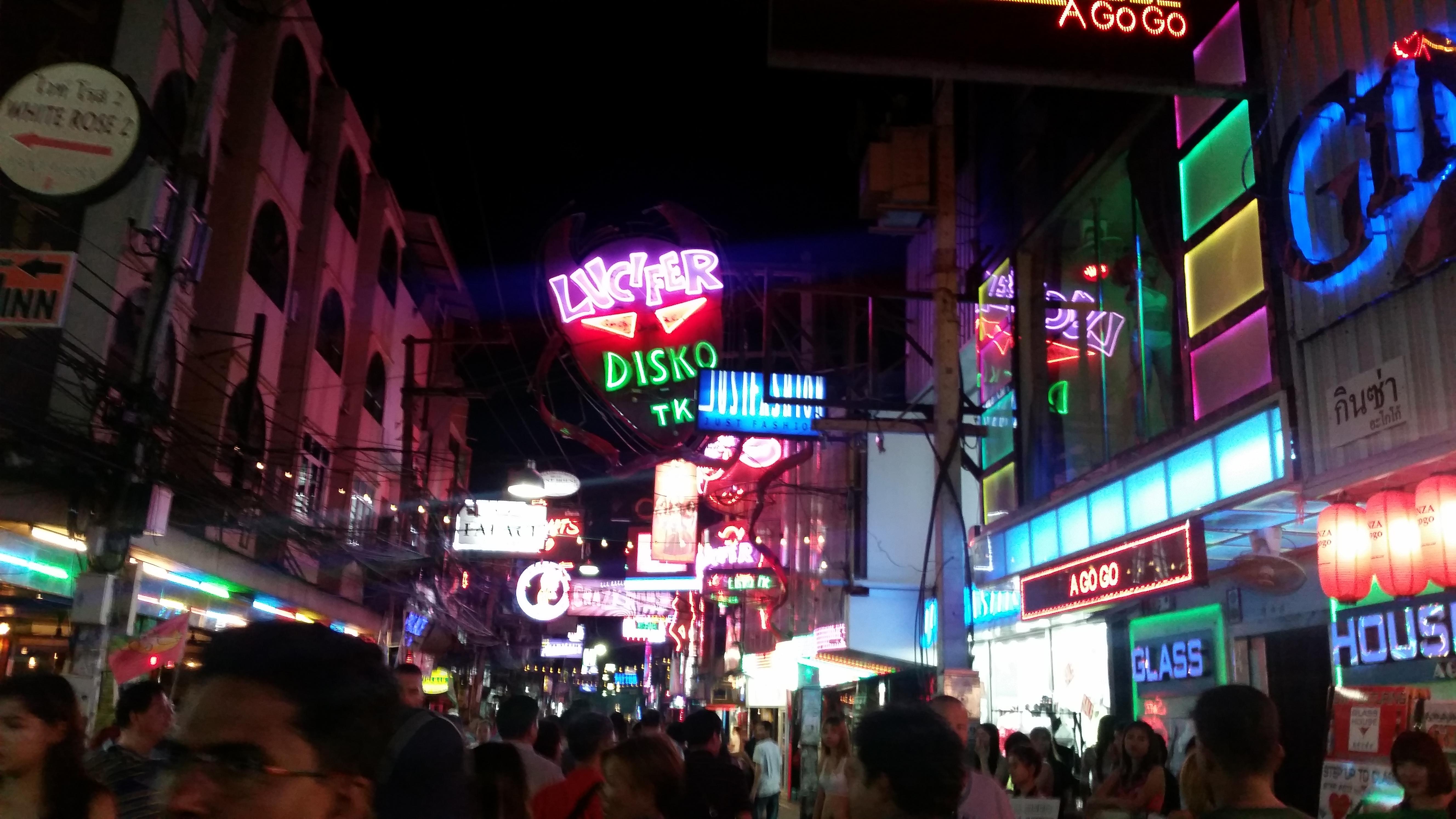 20160321 204710 - Walking Street Pattaya TH