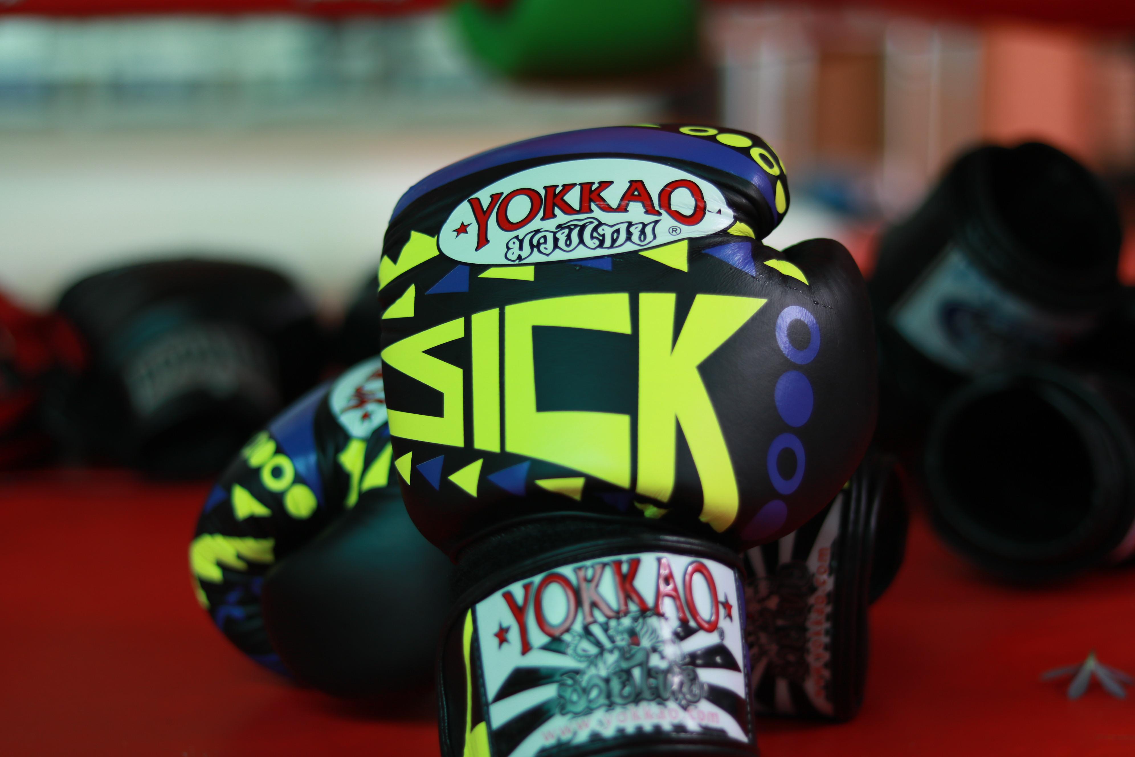IMG 1886 - Yokkao SICK 12oz boxing glove Review
