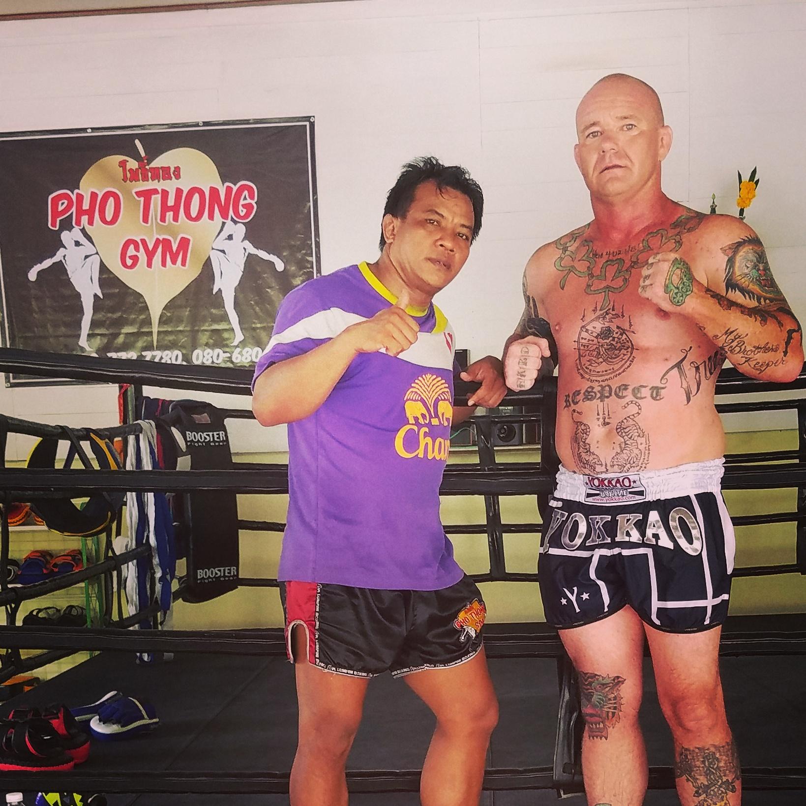 IMG 20170801 155757 575 - Pho Thong Gym Patong , Phuket Thailand
