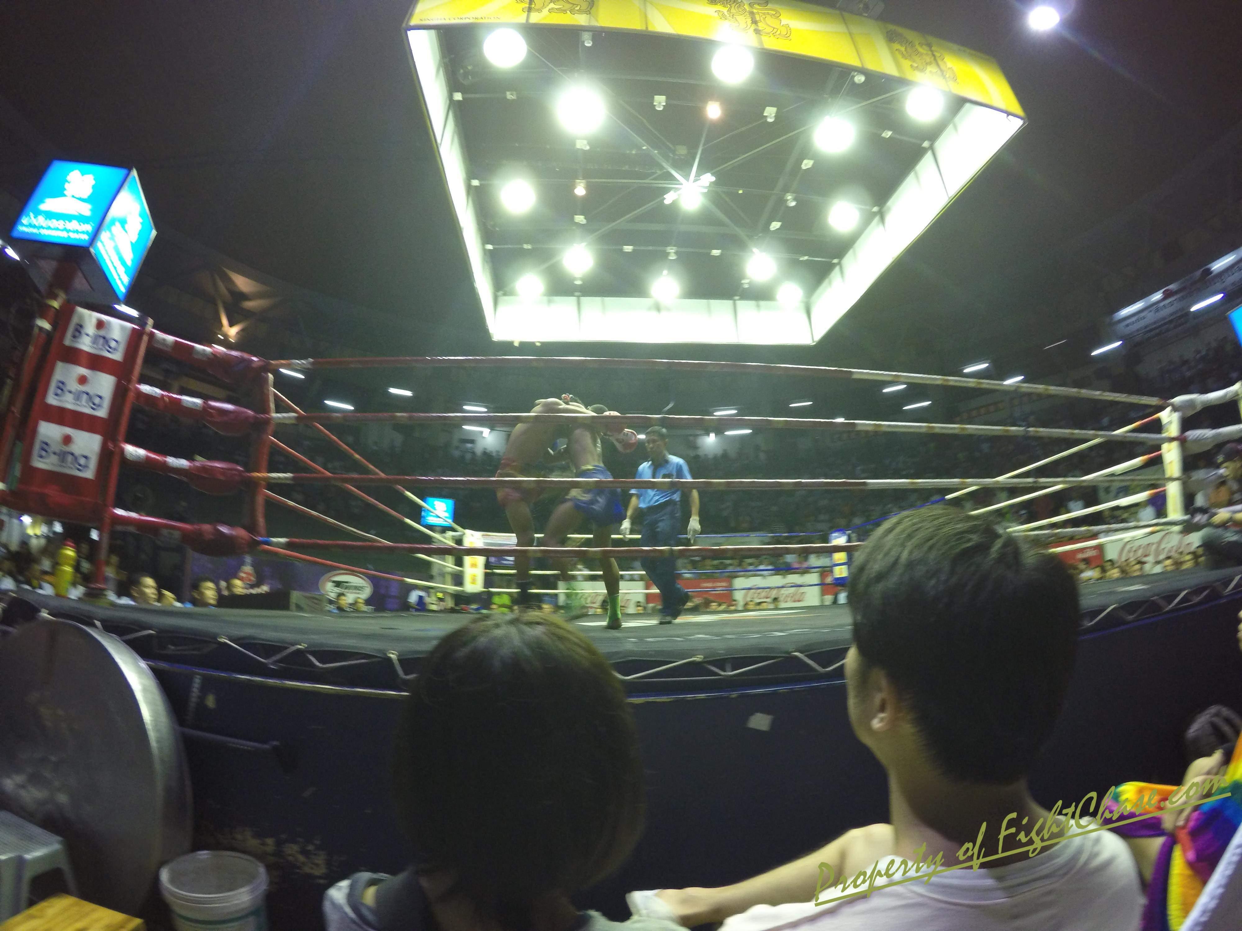 GOPR1143 - Rajadamnern Muay Thai Stadium , Bangkok Thailand