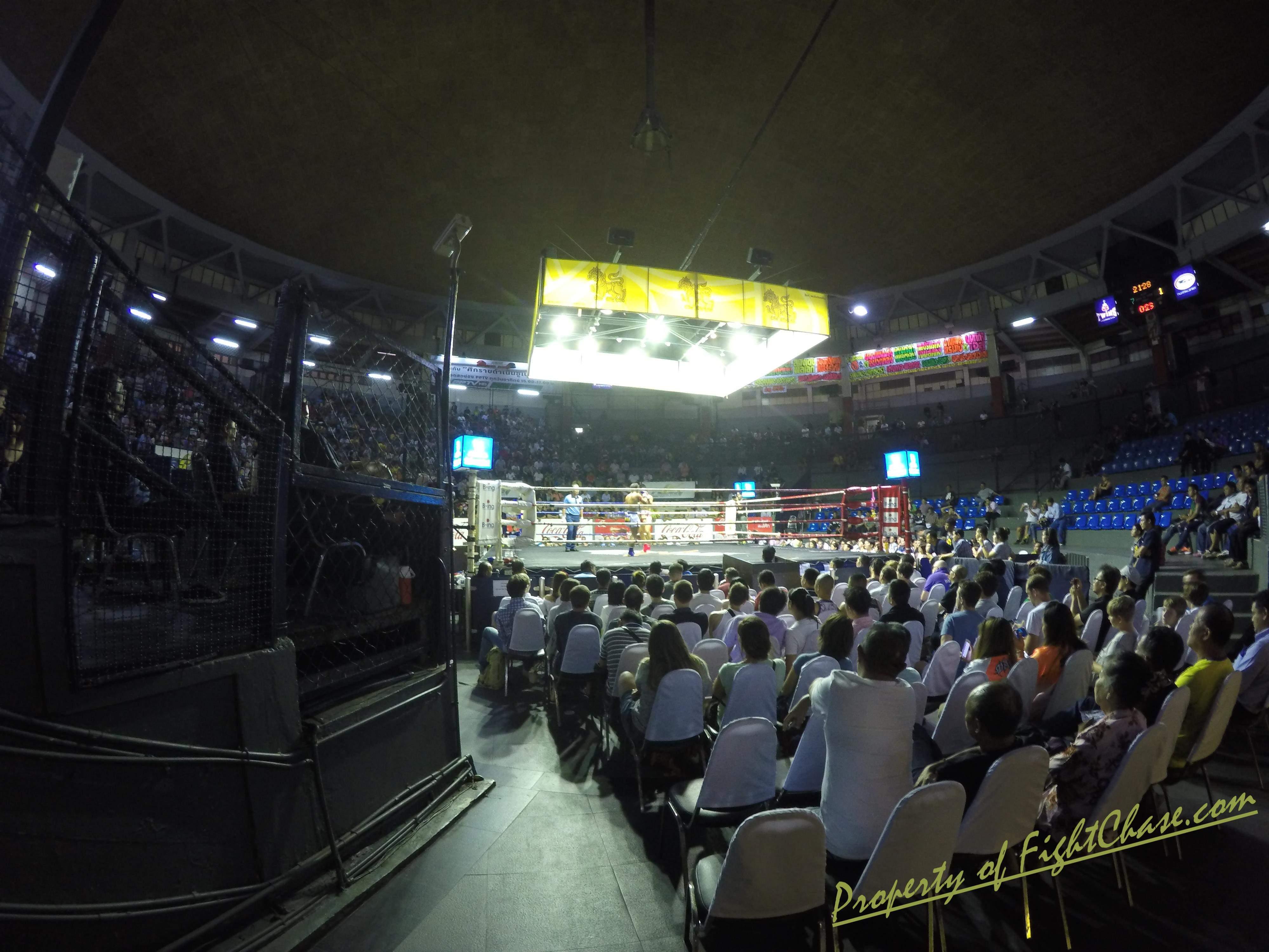 GOPR1177 - Rajadamnern Muay Thai Stadium , Bangkok Thailand
