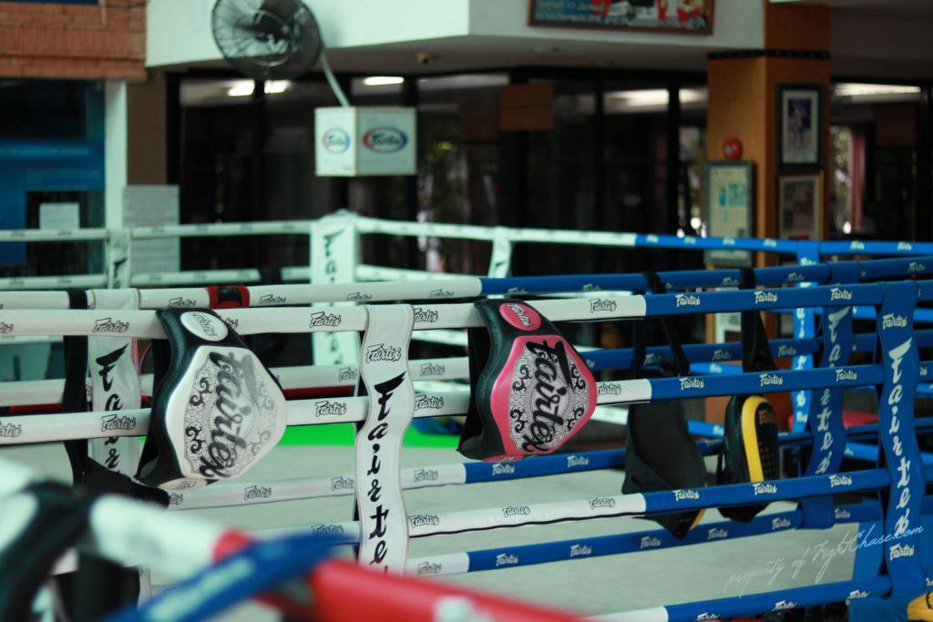 Fairtex training center
