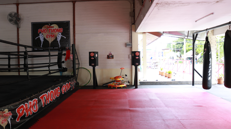IMG 3540 - Pho Thong Gym Patong , Phuket Thailand