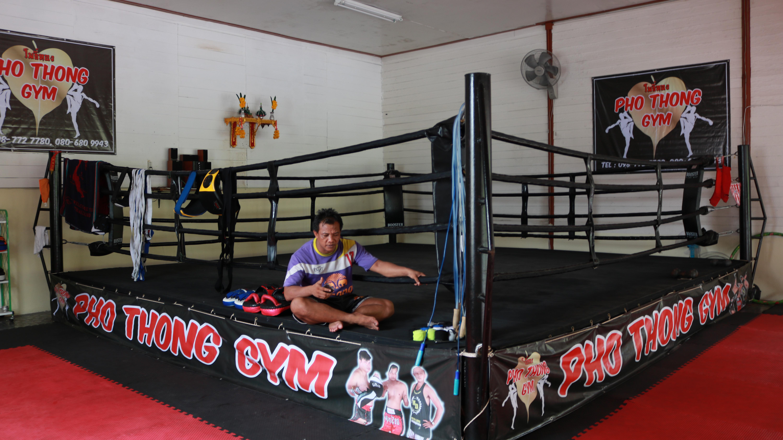 IMG 3542 - Pho Thong Gym Patong , Phuket Thailand