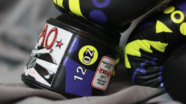 IMG 3819 - Yokkao SICK 12oz boxing glove Review