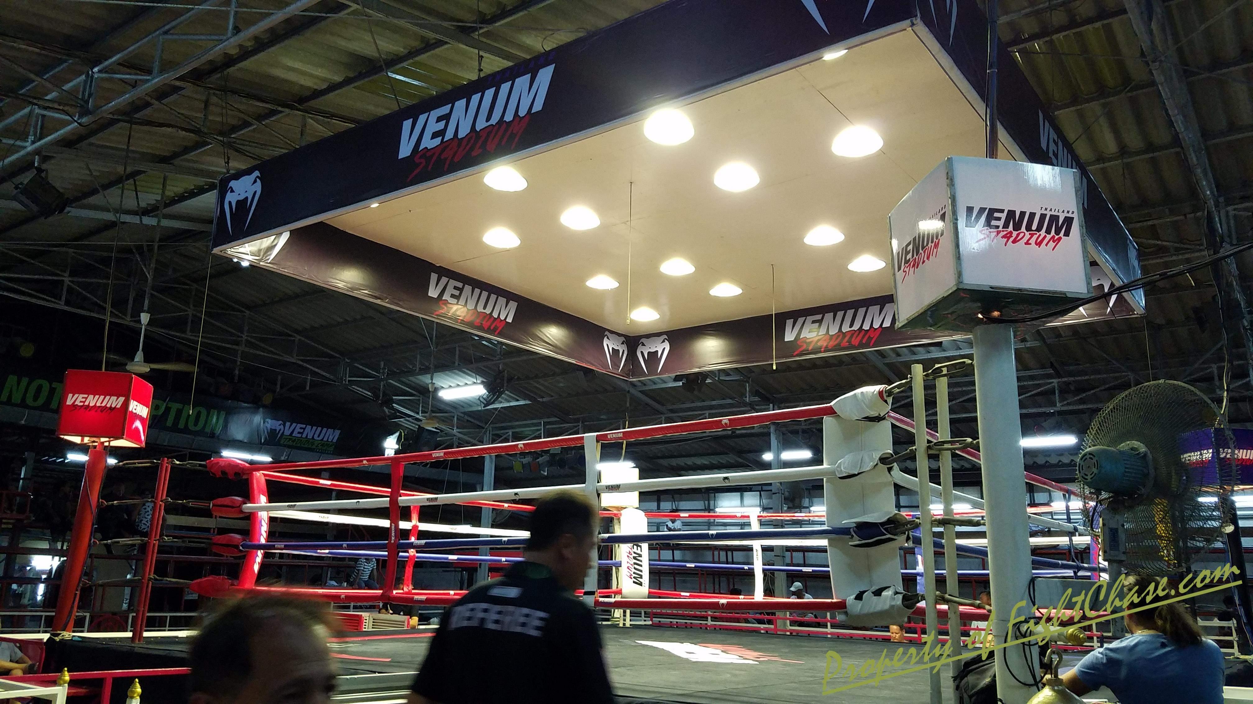 20170717 201109 - Venum Muay Thai Stadium , Pattaya Thailand (Fairtex/Yokkao Thepprasit Stadium)