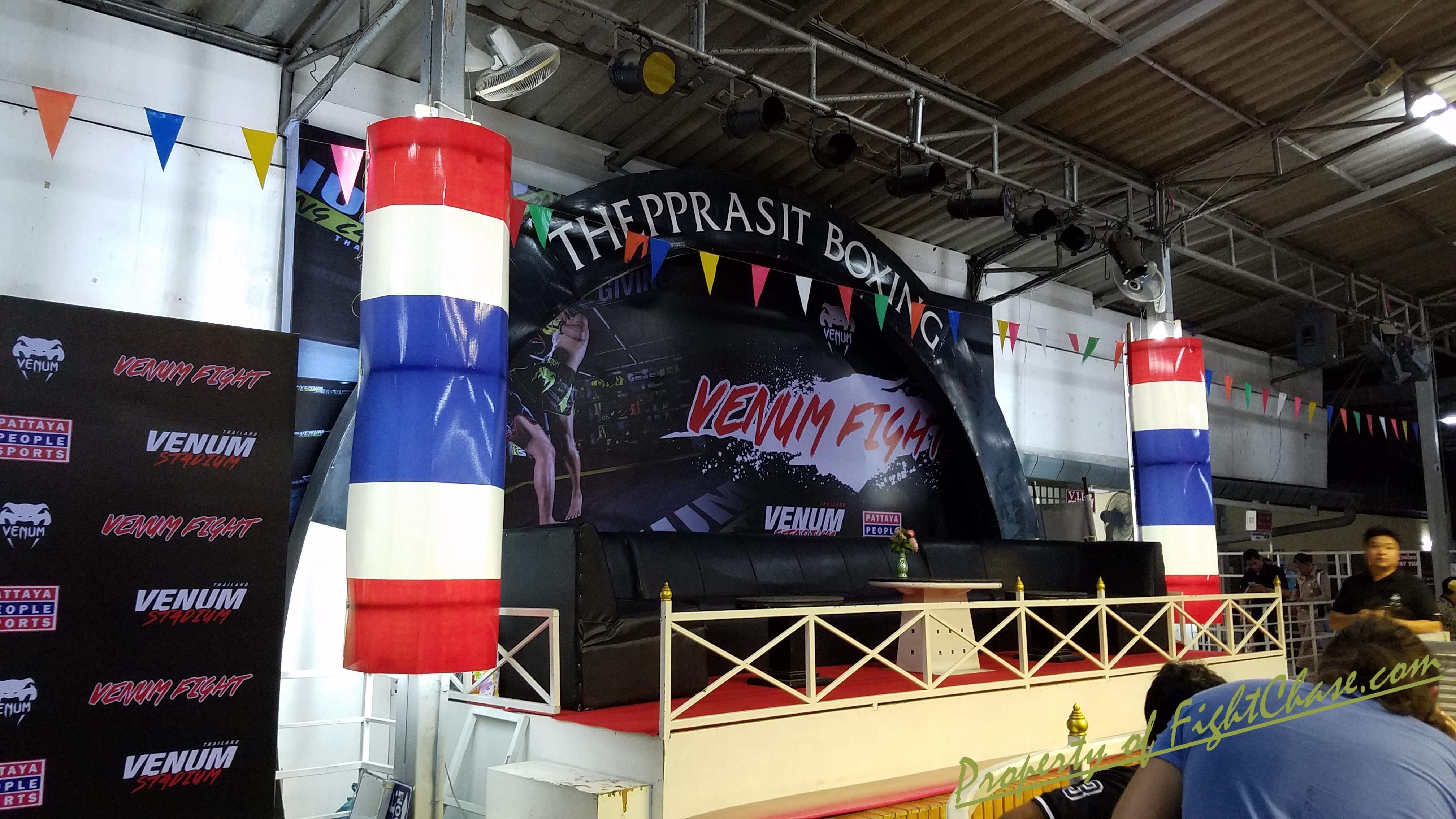 20170717 201229 - Venum Muay Thai Stadium , Pattaya Thailand (Fairtex/Yokkao Thepprasit Stadium)