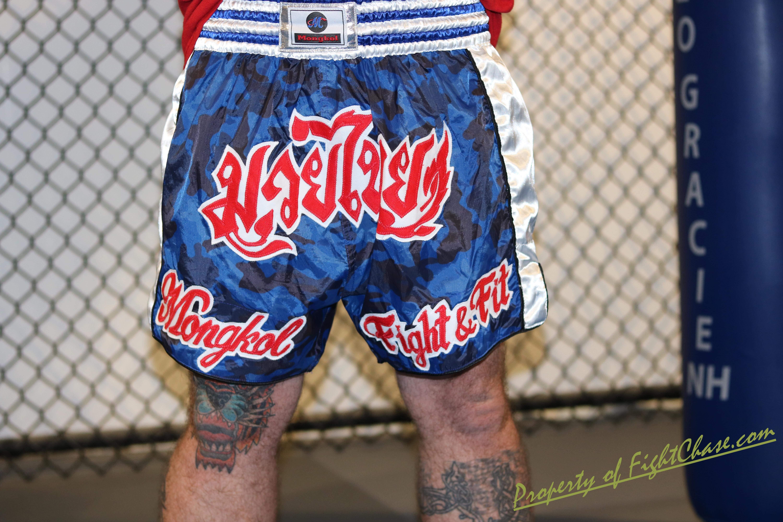IMG 4054 - Mongkol Muay Thai Shorts Review !