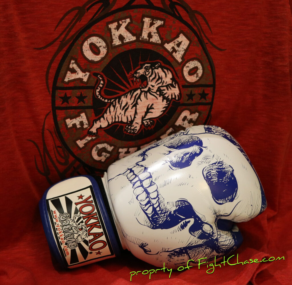 071 1024x1001 - YOKKAO Skullz Muay Thai Boxing Gloves 10oz.