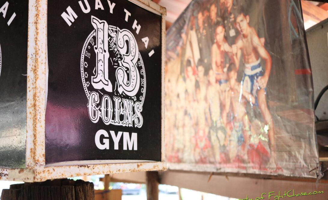 13 coins gym