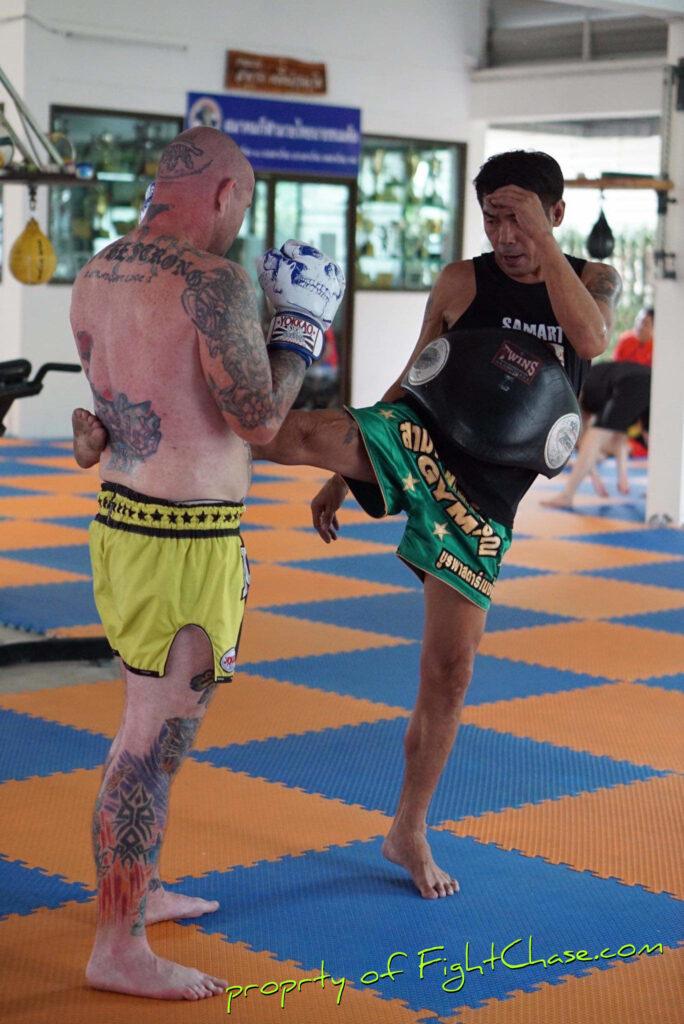 2received 2304459239576302 684x1024 - Samart Payakaroon Gym, Bangkok Thailand