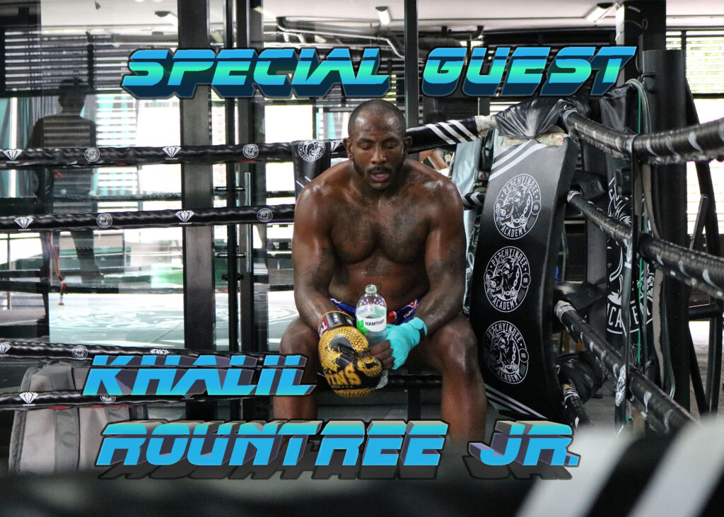 Fight Chase Podcast UFC Khalil Rountree JR.