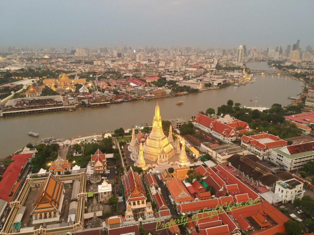Wat Arun Bangkok Thailand Travel With Intent