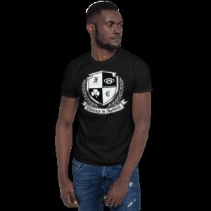 unisex basic softstyle t shirt black front 60e7c1706203a 300x300 - Fight Chase crest