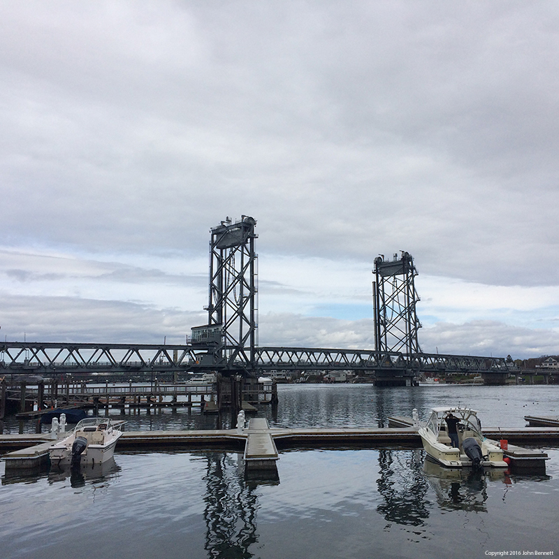 Memorial Bridge, Portsmouth, NH