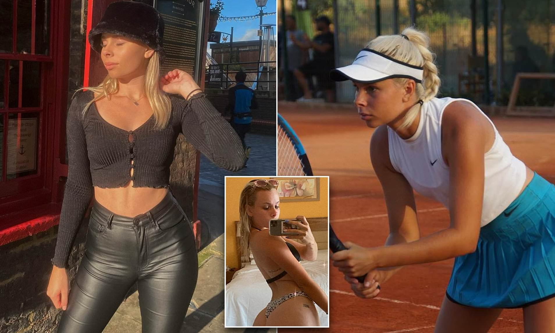 Tennis Prodigy Angelina Graovac Takes to Adult Content OnlyFans