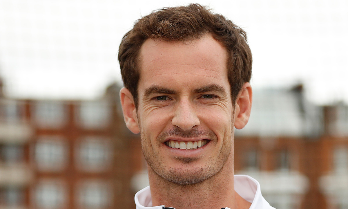 Wildcard for Andy Murray of Great Britain in the Australian Open 2021