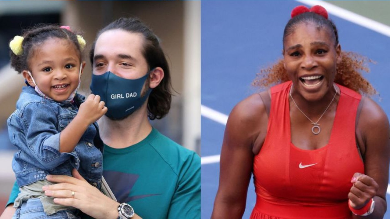 Serena's Daughter Olympia Melts Hearts