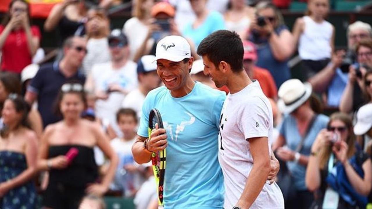Djokovic Dominates Aussie Open & Nadal Rules at Roland Garros