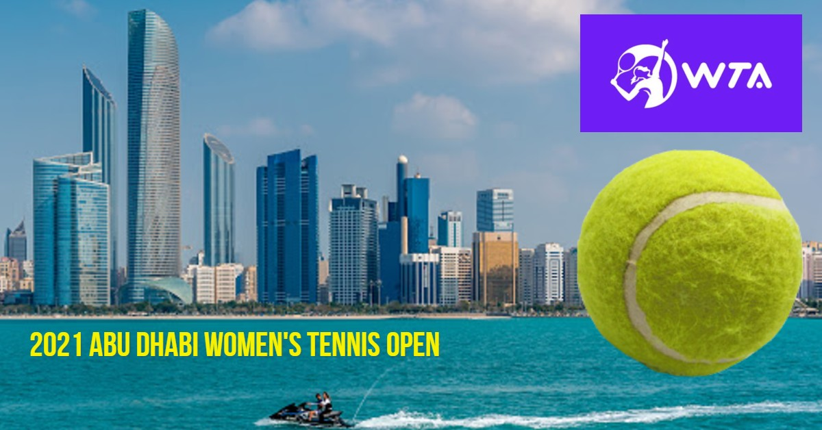 2021 Abu Dhabi Women's Tennis Open