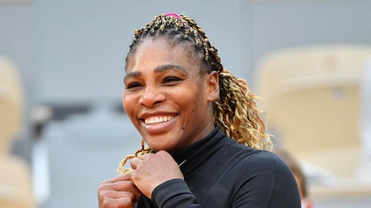 Serena Williams Killer Forehand Dance Challenge Video