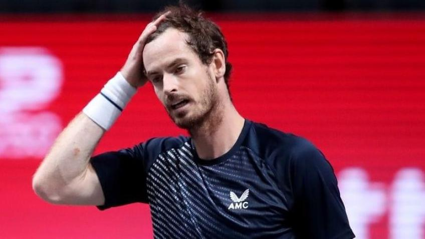 Andy Murray Upbeat About The 2021 Australian Open Despite Testing Positive