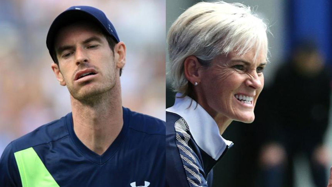 Andy Murray Out of Isolation