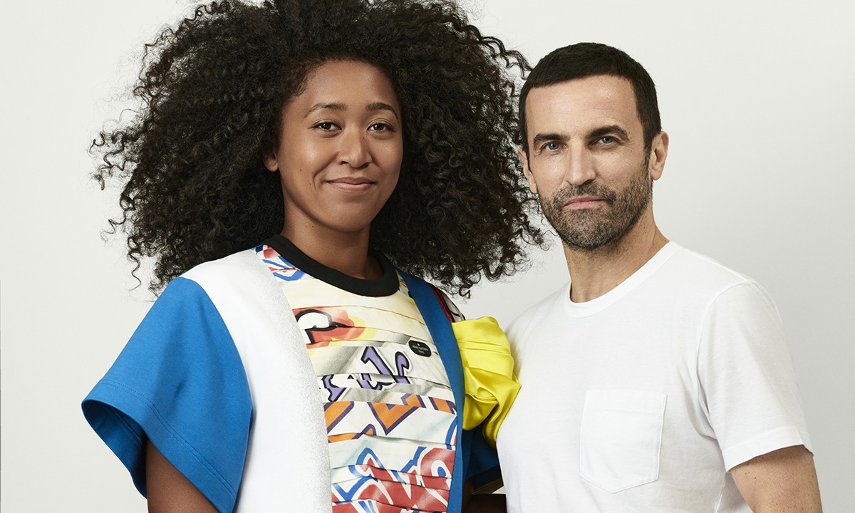 Naomi Osaka is Louis Vuitton's Face of 2021