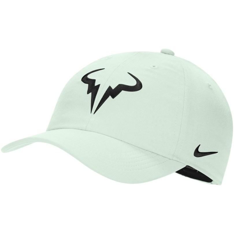 Rafael Nadal White Cap Australian Open 2021
