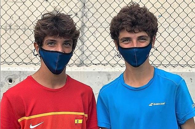 Rafael Nadal's Teenage Cousins Set To Follow His Footsteps