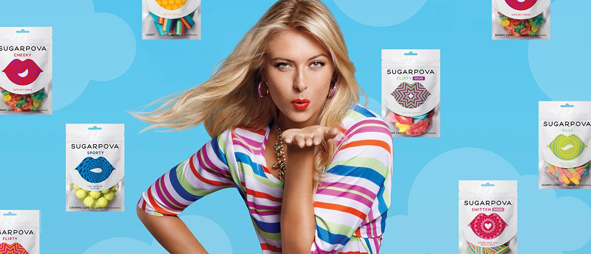 The Truth Behind Sugarpova and Maria Sharapova's Shoulder Injury