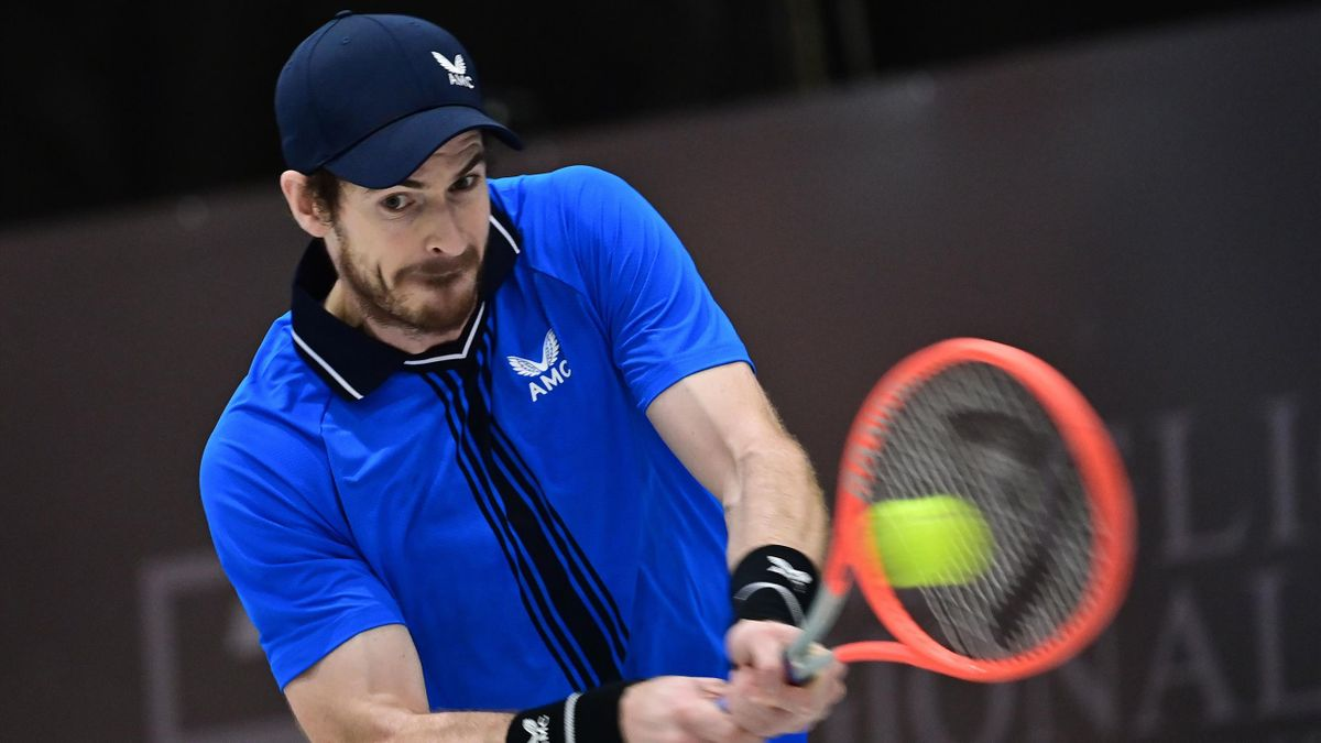 Andy Murray's wild card entry is confirmed for the ATP 250 Open Sud de France