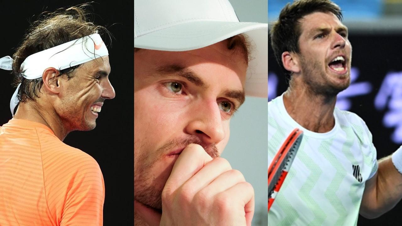 Cameron Norrie seeks Andy Murray's advice