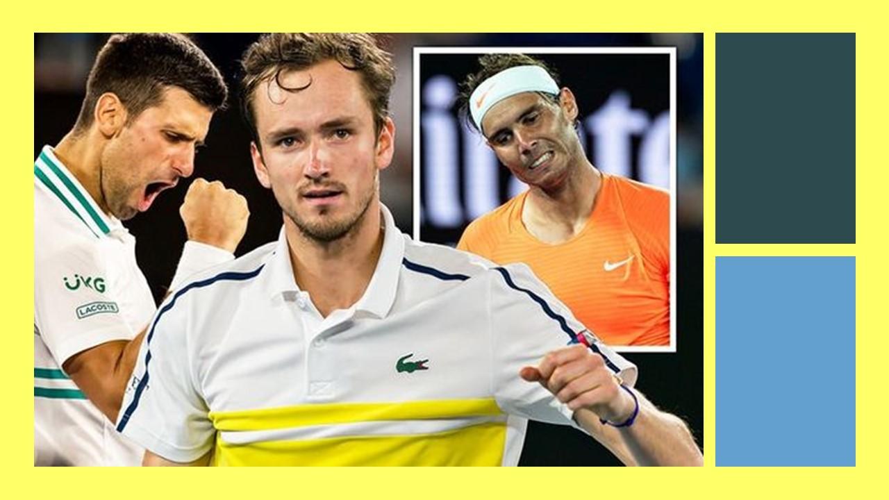Daniil Medvedev confesses Djokovic more difficult to play than Nadal