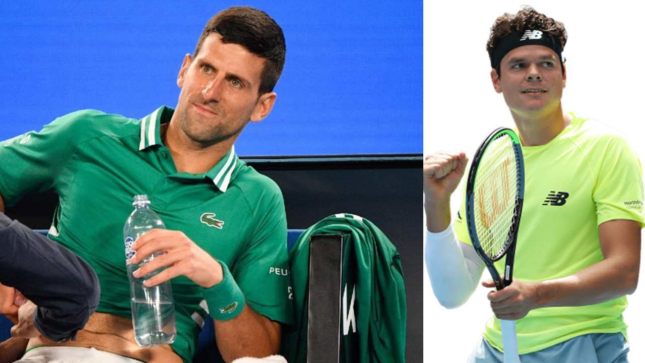 Epic victory for Novak Djokovic despite torn muscle