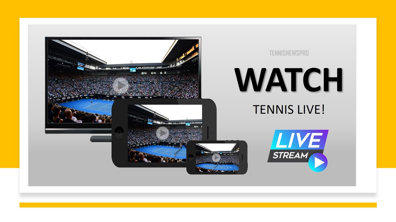 How to watch tennis matches online