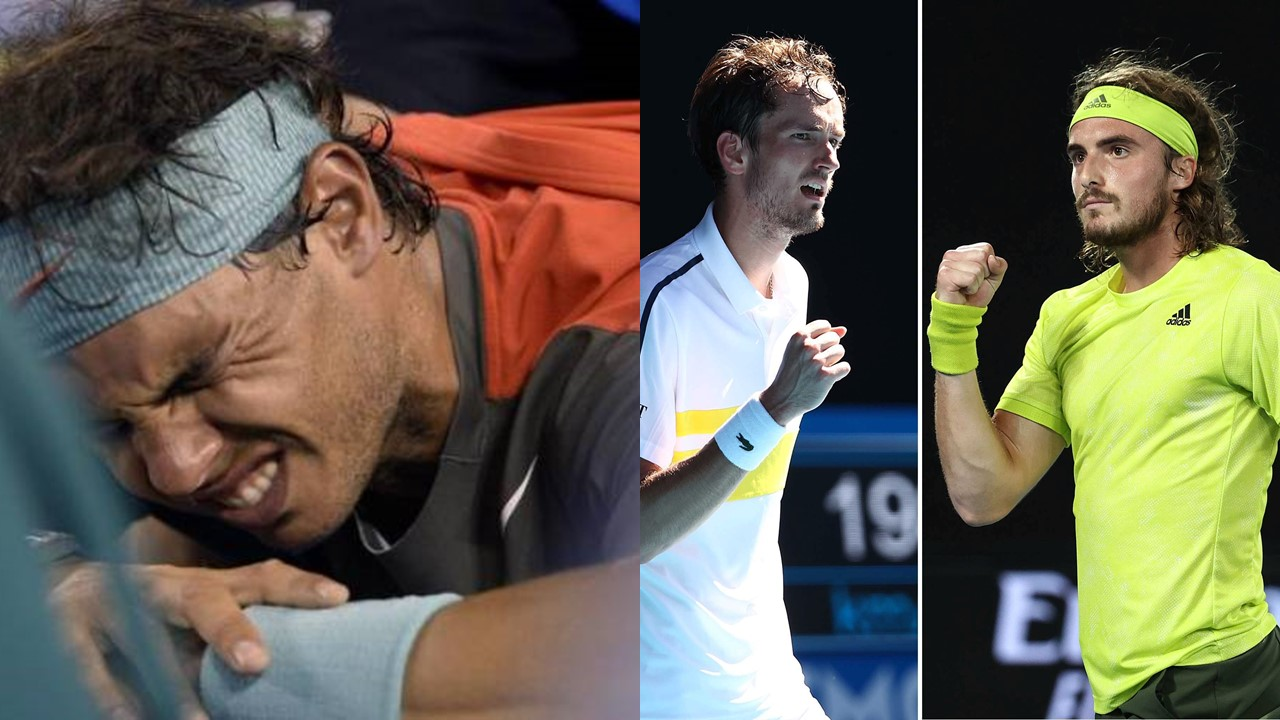 Nadal's back injury is a problem