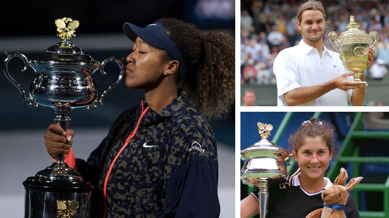 Naomi Osaka creates tennis history joins Federer & Seles with first 4 Grand Slam wins record
