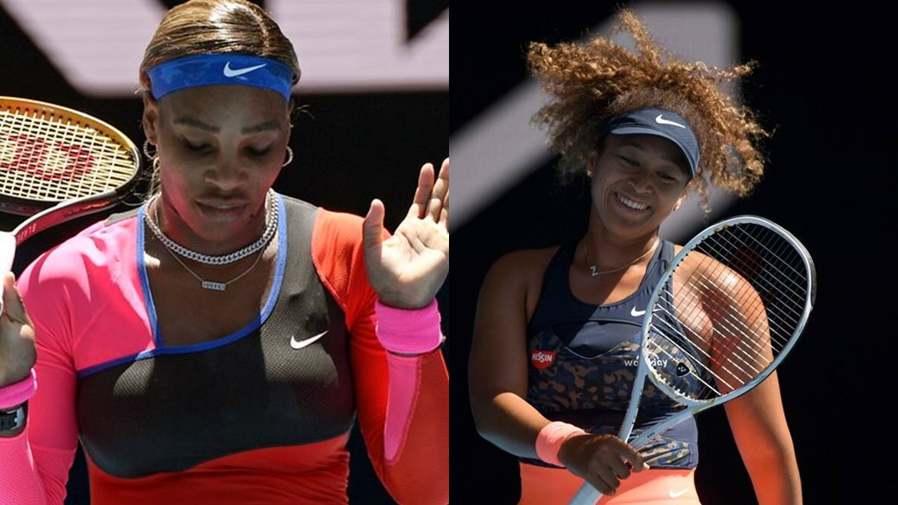 Watch how Naomi Osaka swept past Serena Williams to reach final