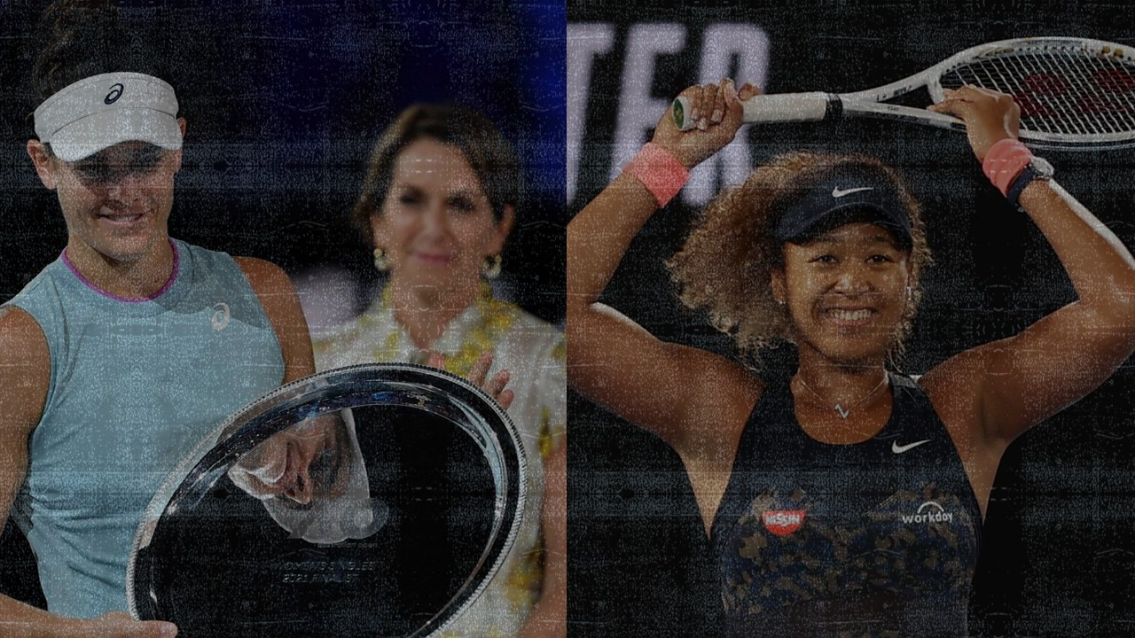 Jennifer Brady's post match inspiring speech, Naomi's troll, Naomi Osaka is the unquestionable ruler of women's tennis, Naomi Osaka 4th grand slam title, Naomi Osaka defeats Jennifer Brady, Australian Open final on Saturday night, Naomi took away the cup, Brady won the hearts of the fans, Naomi Osaka savagely trolling her rival,