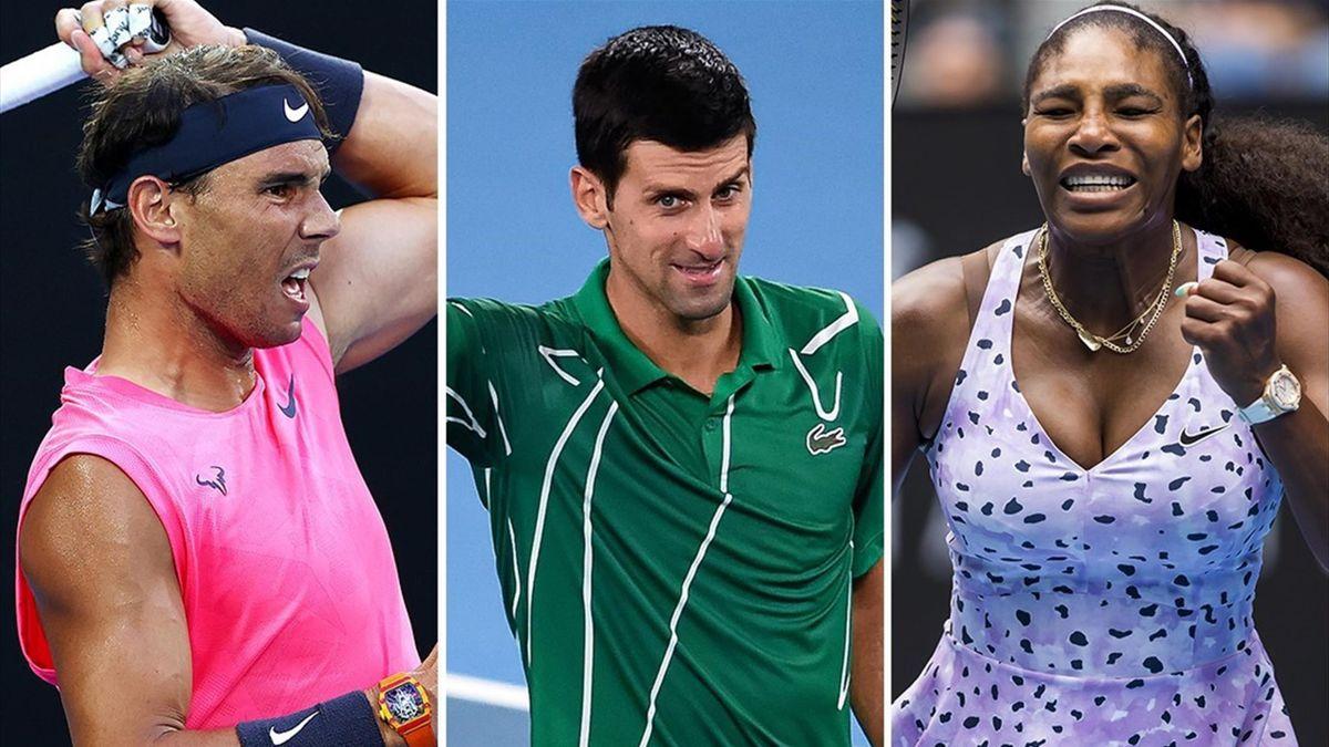 Why are Serena Williams, Djokovic & Nadal chasing history