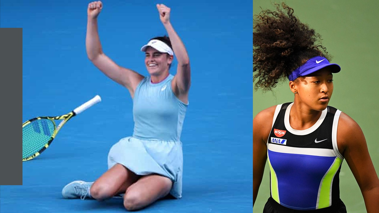 Will the Jennifer Brady Fairy Tale playout against the mighty Naomi Osaka