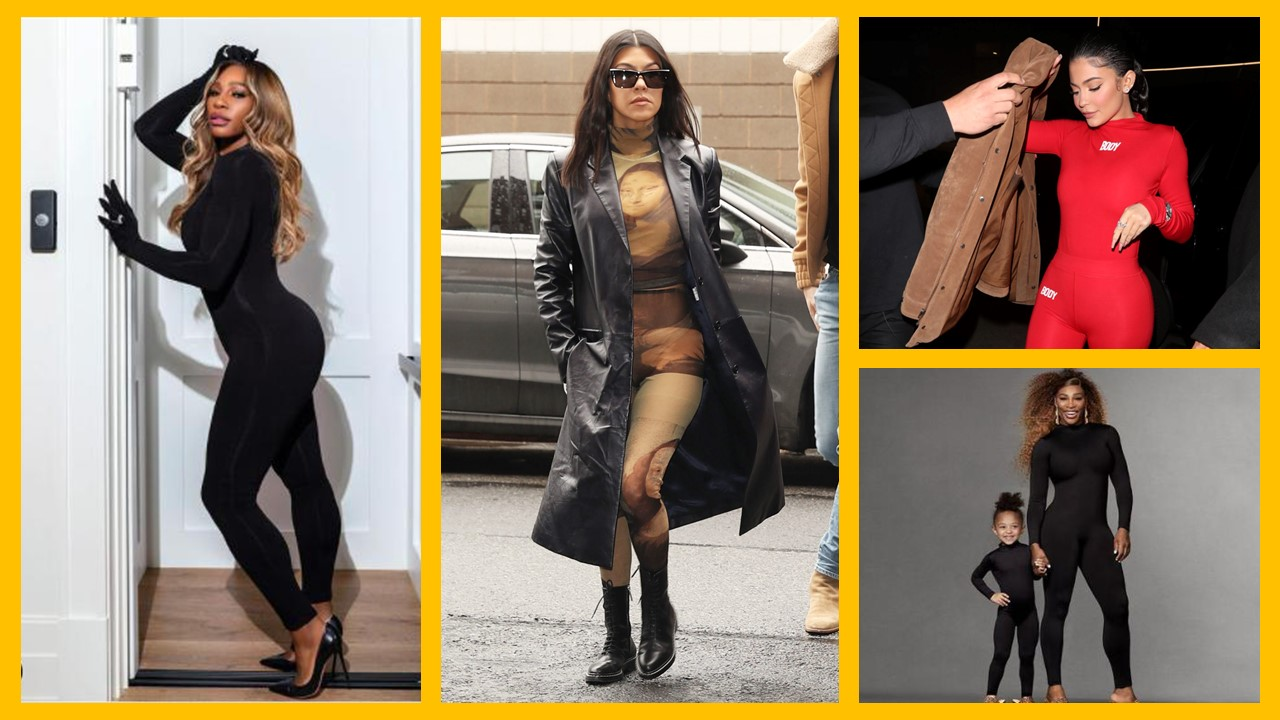 It's time to make space for catsuits in your wardrobe